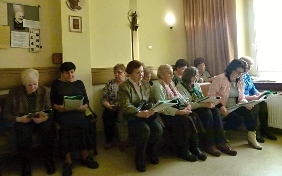Modlitwy w Kaplicy św. ojca Pio