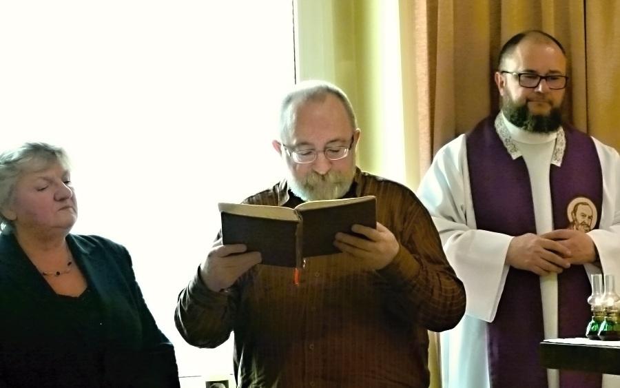 Msza św. -  drugie czytanie